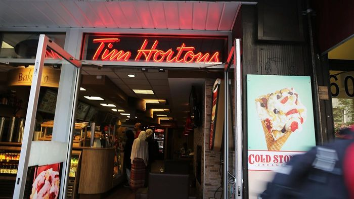 Where Is the Head Office for Tim Hortons?