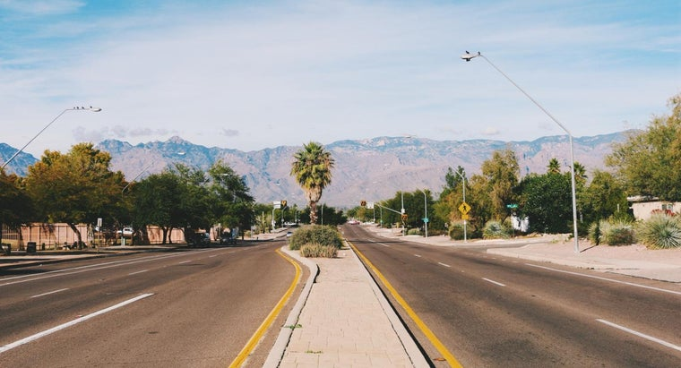 What Are the Zip Codes in Tucson, Arizona?