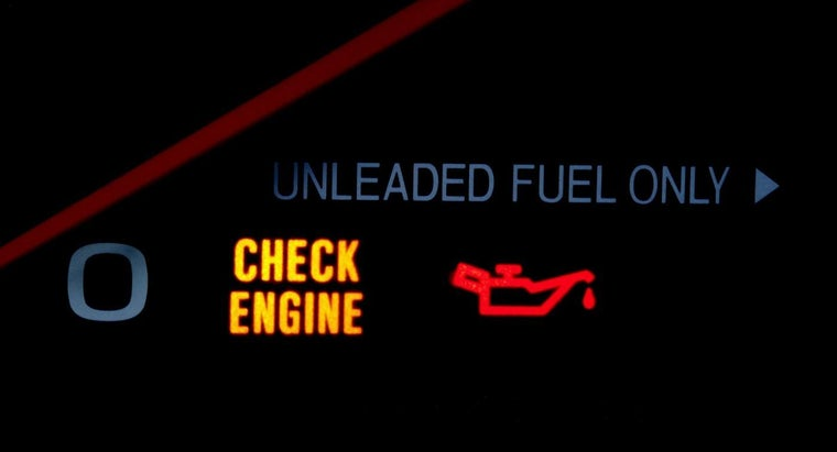 Is It Unsafe to Drive a Vehicle While the Check Engine Light Is On?