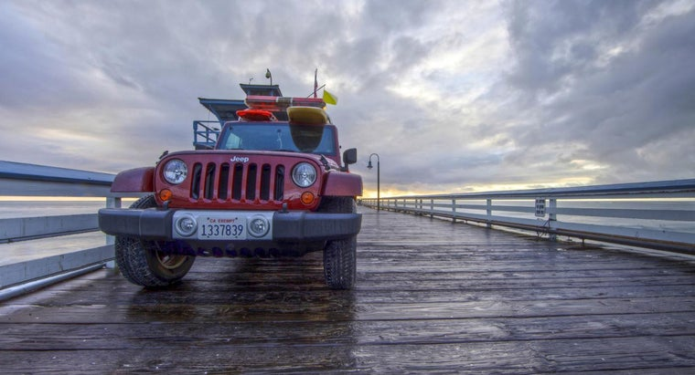 What Are the Specifications for the Jeep Rubicon?