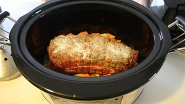 How Do You Cook Pork Roast in a Crock-Pot?