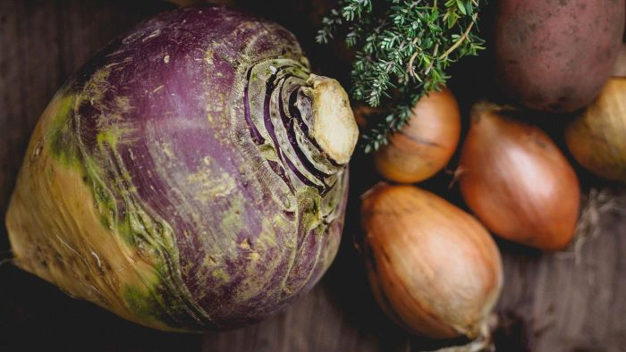 What Is a Healthy Rutabaga Recipe?