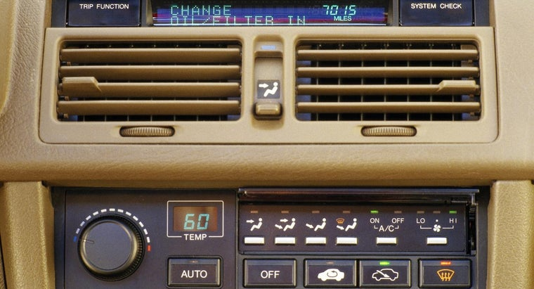 How Do You Troubleshoot an Automobile Air Conditioner?