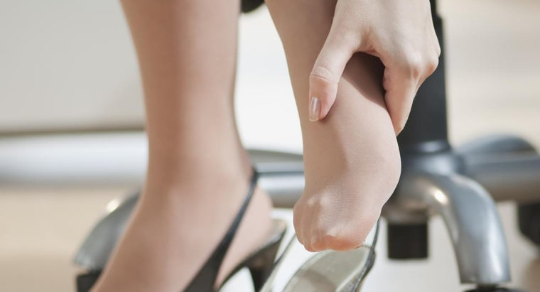 What Are Some Home Remedies for Heel Spurs?