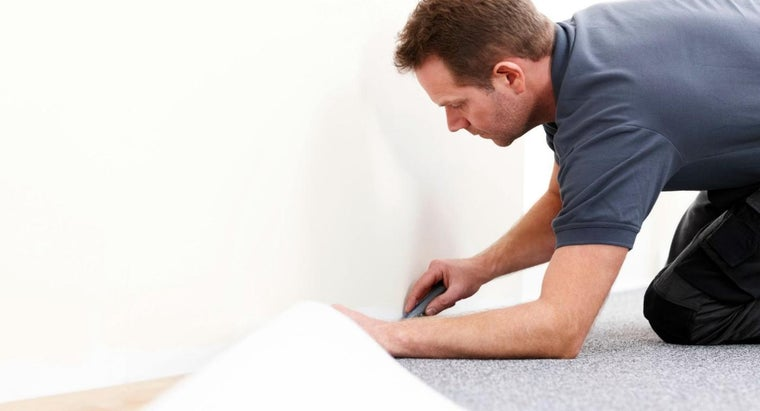 What Are the Basic Steps for Installing Carpet by Yourself?