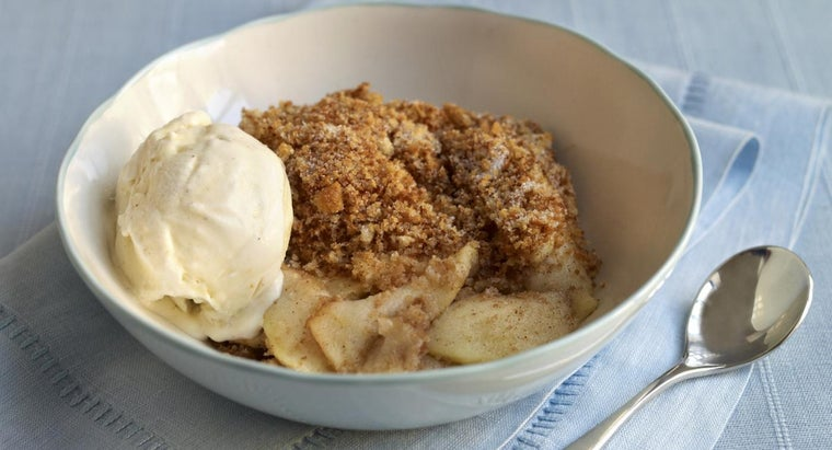 What Are Some Quick and Easy Recipes for Apple Cobbler?