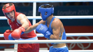 What Were Some Boxing Results From the 2012 Olympic Games?