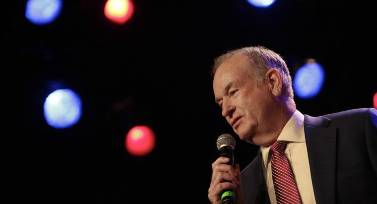 Who Is Bill O'Reilly's Wife?
