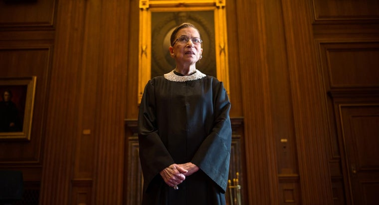 Who Are Some of the U.S. Supreme Court Chief Justices?