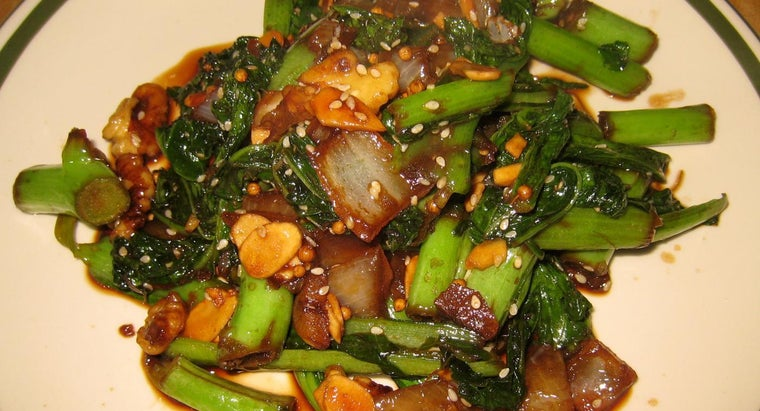 What Ingredients Do You Need for a Sauteed Bok Choy Recipe?