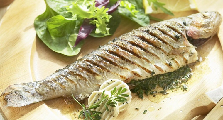 What Side Dishes Go With Fish?