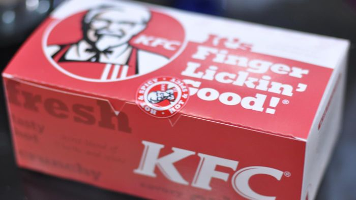 Where Can Nutritional Information About KFC's Food Be Found?
