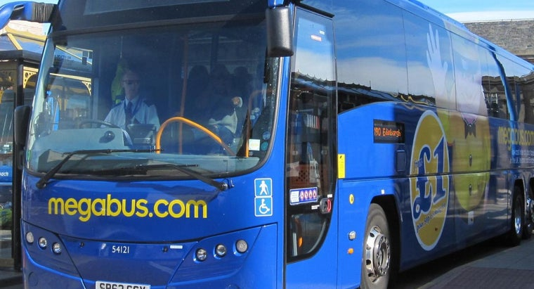 Is the Megabus Toll-Free Telephone Number the Same for Pennsylvania and Ohio?