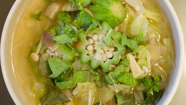 What Is an Easy Celery Soup Recipe?