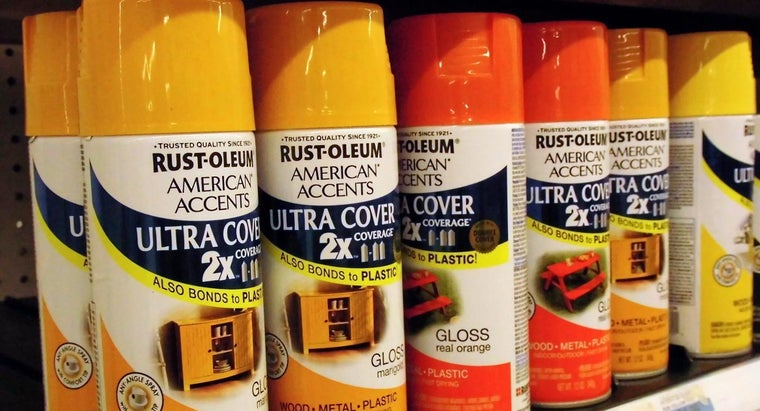 What Colors Does Rust-Oleum Paint Come In?