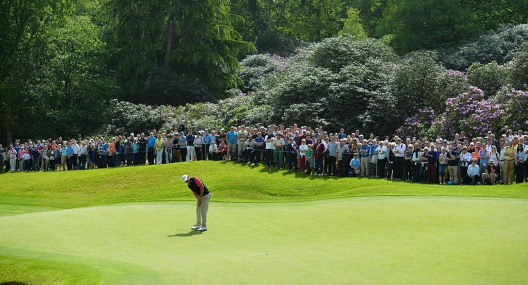 Where Can You Check the PGA Golf Leaderboard?