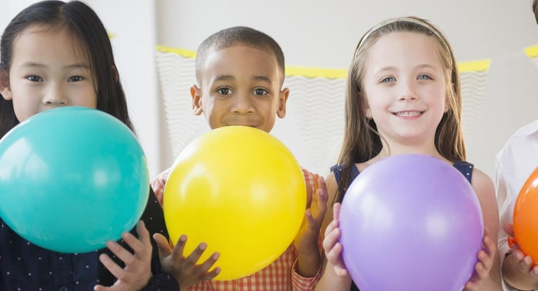 What Are Some Homemade Party Games for Kids?