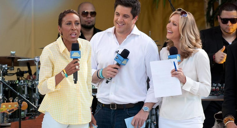 "Who Are the Hosts of ""Good Morning America?""?"