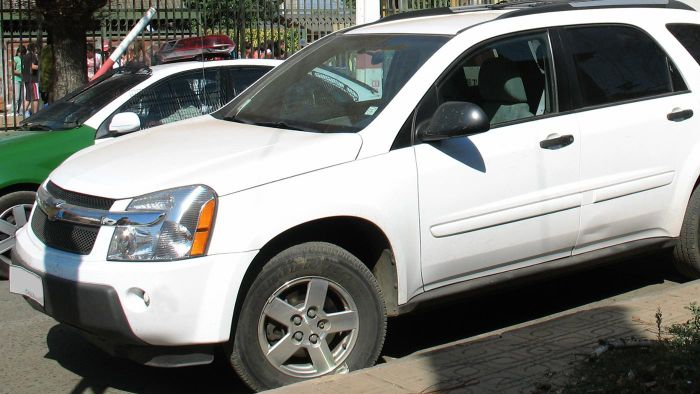 Are There Any Recalls Out for the 2006 Chevy Equinox?