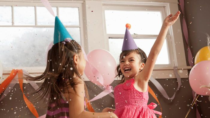 What Are Some Ideas for a Child's Birthday Party?