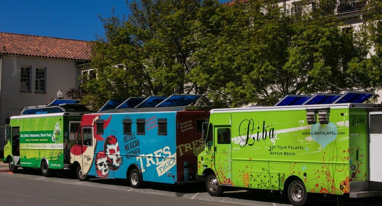 Where Do You Find Food Trucks for Lease?