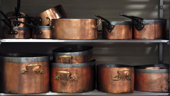 How Do You Clean Copper Pots?