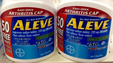 What Are the Recommended Dosages for Aleve?