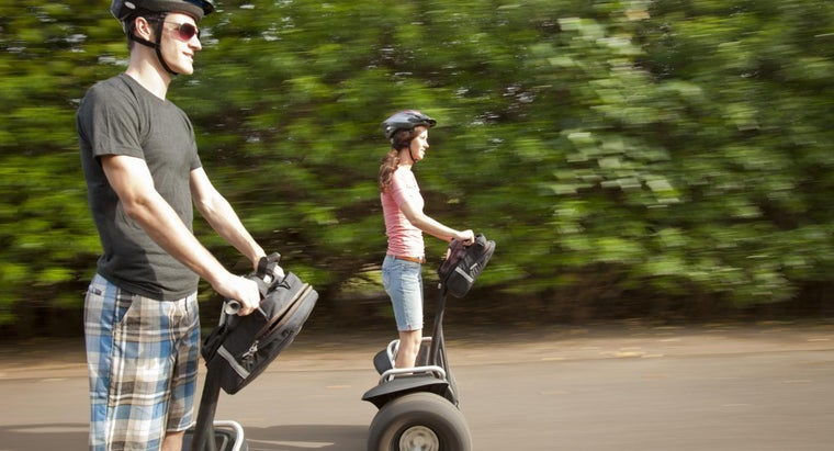 Where Can You Find Prices for New and Used Segways?