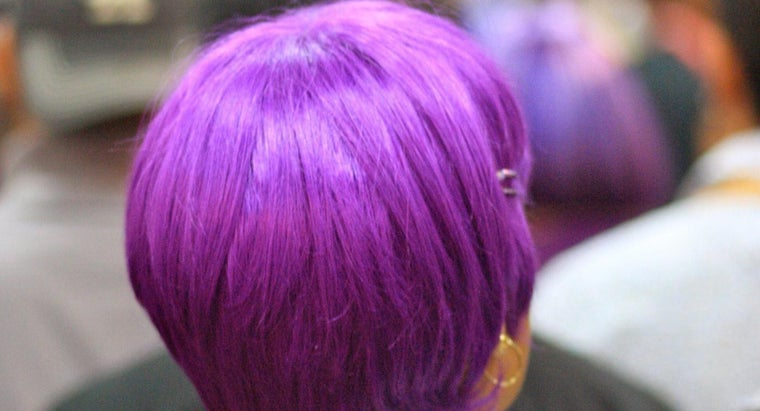 What Are Some Traditional Treatments for Changing Hair Color?