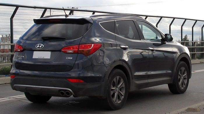 What Are the Most Common Owner Problems With the Hyundai Santa Fe?