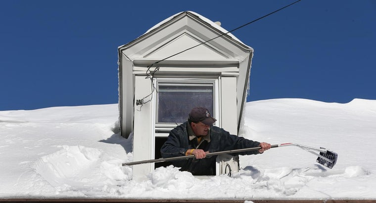 Where Can You Buy a Snow Rake for a Roof?