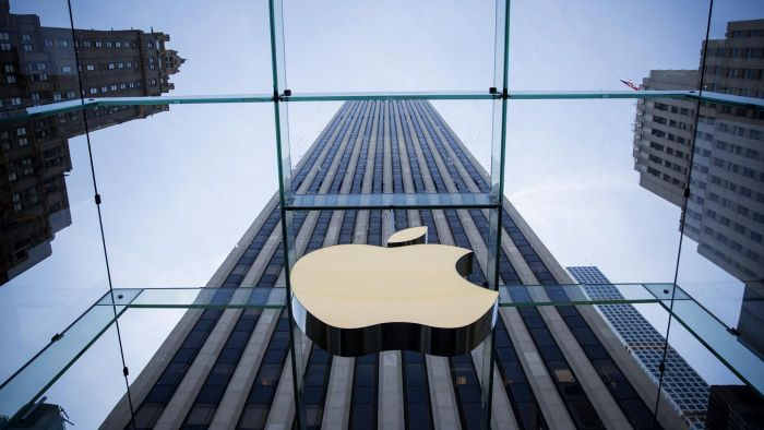 What Are the Average Closing Prices for the Apple Stock?