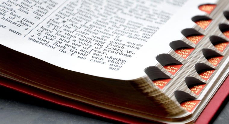 What Is the King James Version of the Holy Bible?