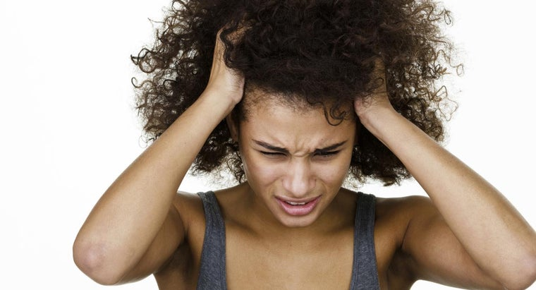 What Are Some of Causes of Itchy Scalp?