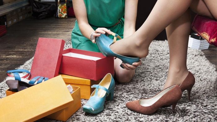 How Do You Procure Coupons for Shoe Dept?