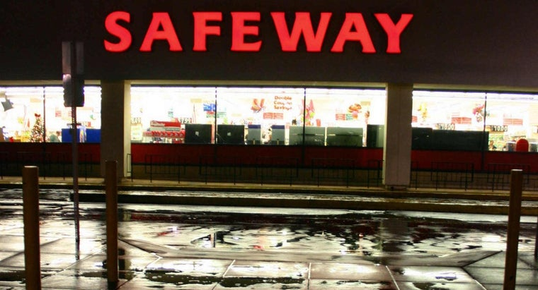 Does Safeway Publish Weekly Ads on Its Website?
