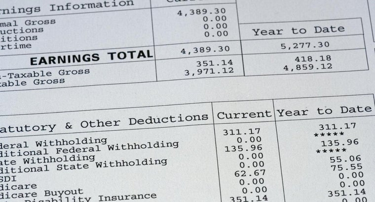 What Type of Paper Is Used to Print Paystubs?