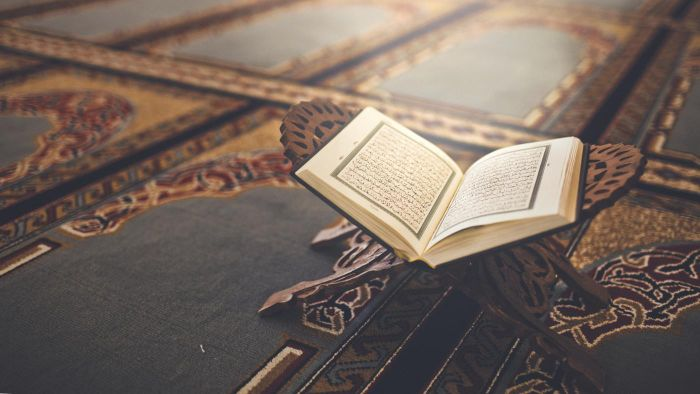 Can the Qur'an be read online in English?
