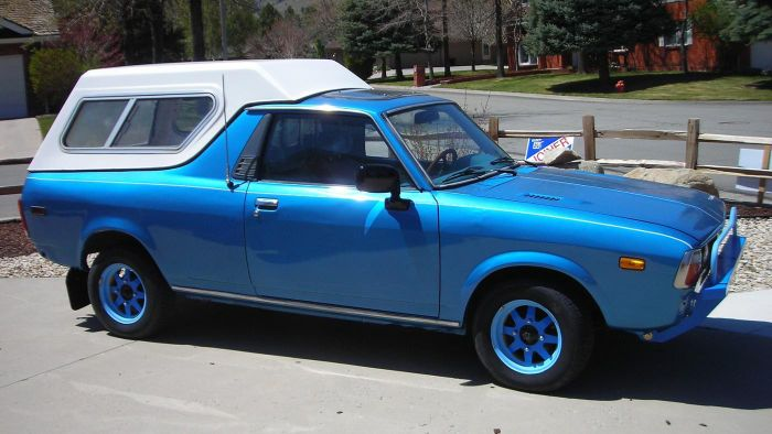 Where Are Some Places You Can Buy a Used Subaru BRAT?