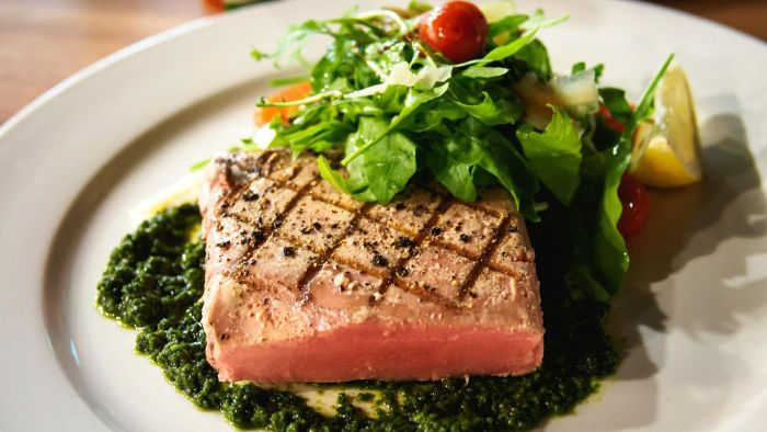 What Are Some Recipes for Cooking Tuna Steaks?
