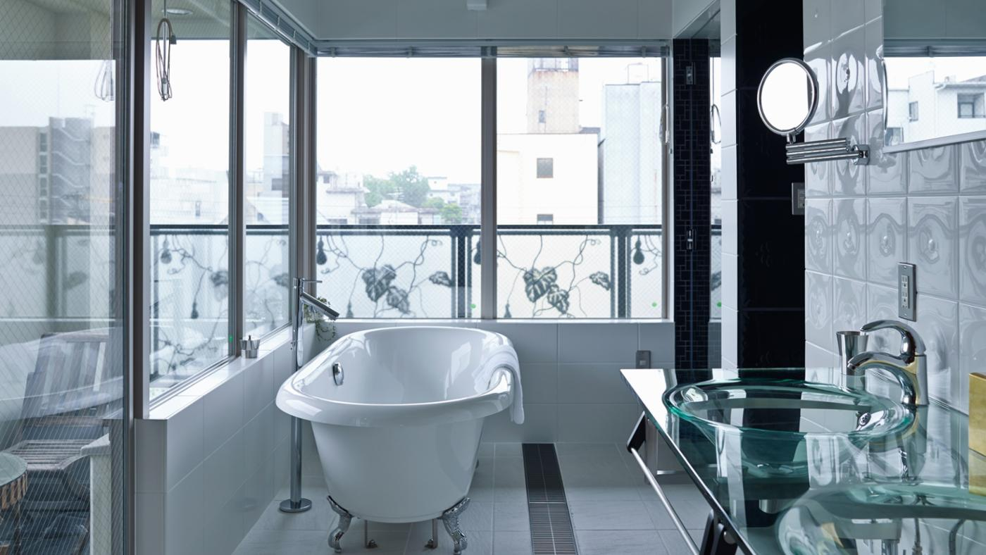 What Are Some Modern Bathroom Design Ideas?
