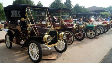 How Old Does a Car Have to Be Before It Is Considered an Antique Car?