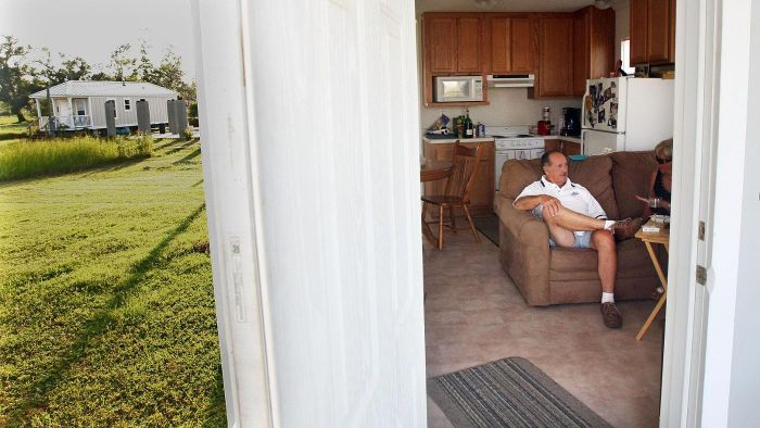 Where can you find prices for Katrina Cottages?