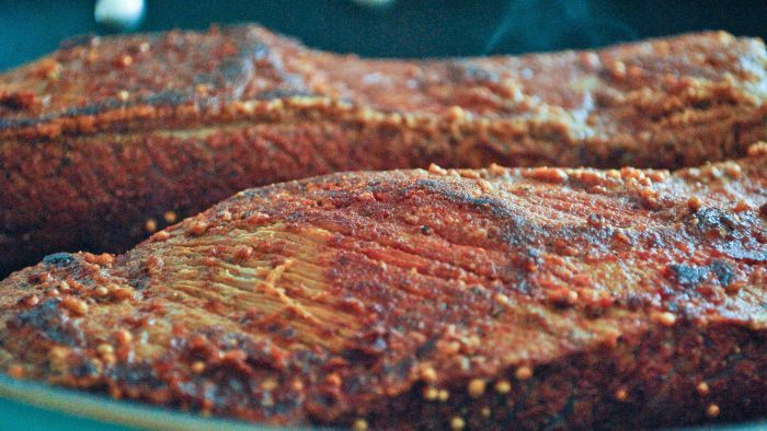 What Are Some Beef Brisket Oven Recipes?