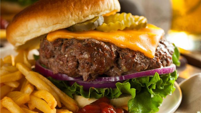 What Is a Recipe for Making Bison Burgers?