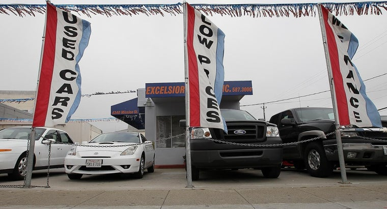 Where Can You Buy Used Cars in Maryland?
