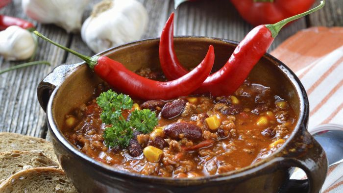 What Is a Simple Chili Con Carne Recipe?