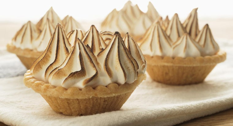 How Do You Make a Good Meringue for Pies?
