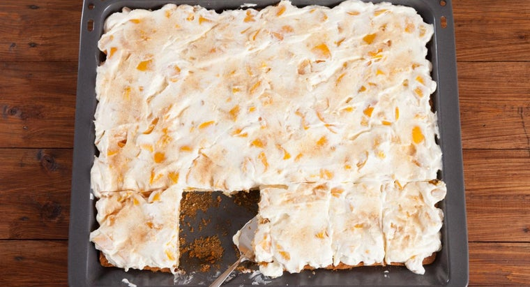 What Is a Recipe for Texas Sheet Cake?