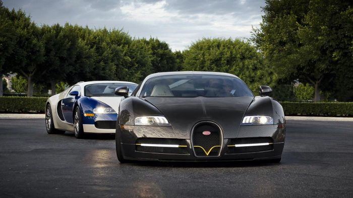 Where Can You Find Bugatti Cars for Sale?